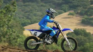 YZ85 Action