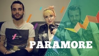 [XYZ TV] LIVE MUSIC ROCKS | PARAMORE
