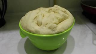 Кухонний комбайн BOSCH MCM 68885_ Замішуємо дріжджове тісто