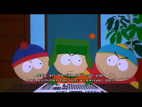 Southpark Punch And Pie Youtube