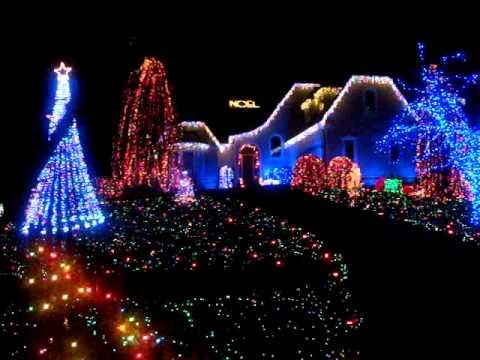christmas lights show va