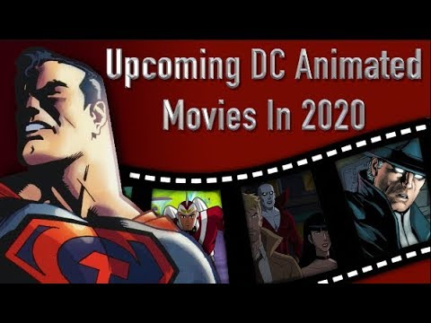 Tone Kapone - If You Are A DC Animated Lover Check the Movies for 2020