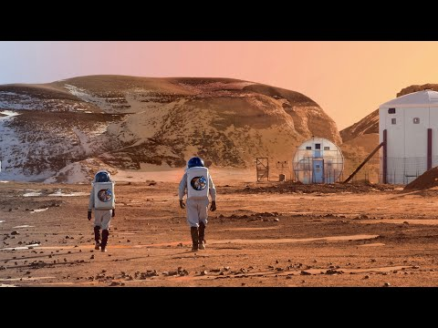 मंगल ग्रह पर शहर बसाने का सफर,मंगल ग्रह पर जिंदगी की अद्भुत खोज