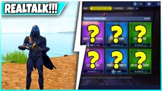 ❌ REALTALK + SHOP from TODAY! 🛒 Omen, (Season 2) Funky Command & More! - Fortnite Battle Royale
