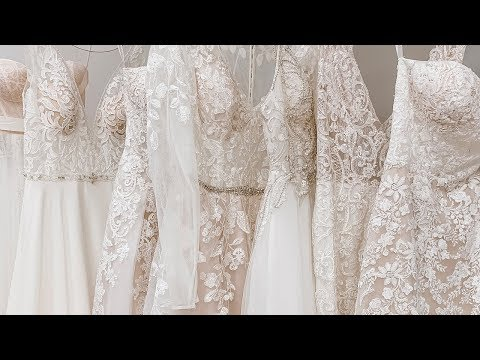 Bridal Trends: The Sheer Bodice