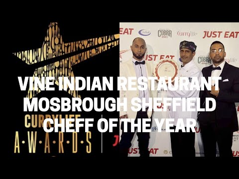 Curry life award 🥇 london 22nd October 2017