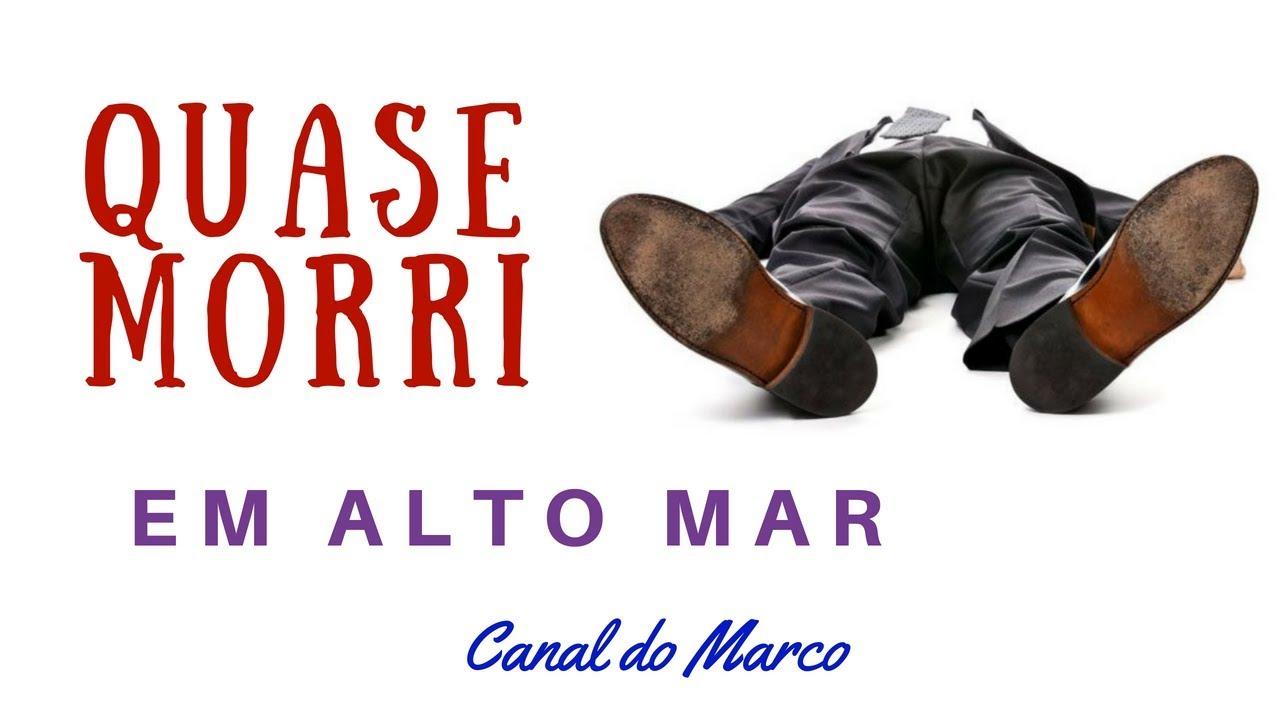 Tive overdose a bordo - Canal do Marco - YouTube