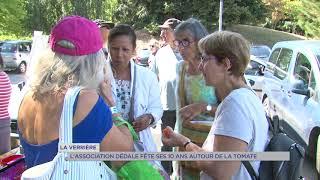 La Verrière : L'association Dédale fête ses 10 ans autour de la tomate