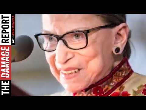 Ruth Bader Ginsberg Dies At 87, Rest In Power