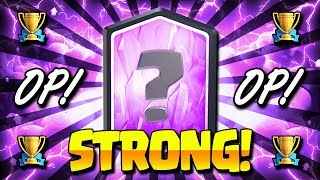 *NEW!* #1 STRONGEST BEATDOWN DECK AFTER UPDATE!! IT CAN'T LOSE!!