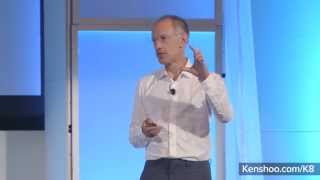 K8 Keynote - The Personal Revolution By Sir Michael Moritz Of Sequoia Capital