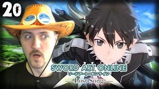Ловушка захлопнулась! [Sword Art Online Lost Song]#20