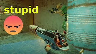 When You Forget To Use Ur Eyes - Rainbow Six Siege Funny Moments