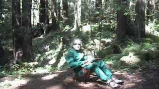 Nomadi Ultralight Folding Sling Chair