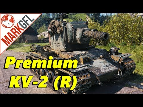 Finally, a Premium KV-2! World of Tanks KV-2 (R) Review from YouTube · Duration:  15 minutes 51 seconds