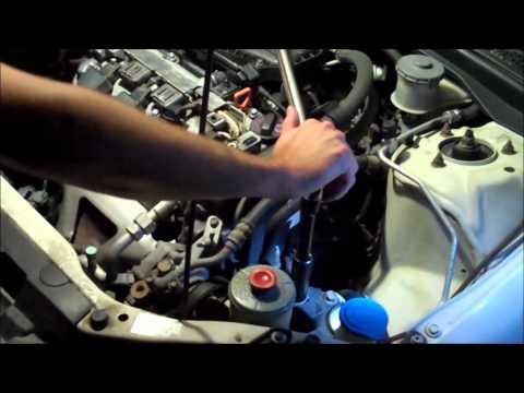 Pt.1 of 2: Timing Belt Service 7th Gen Honda Civic