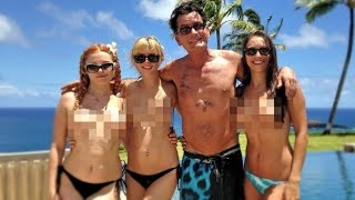 Charlie Sheen i HIV/AIDS
