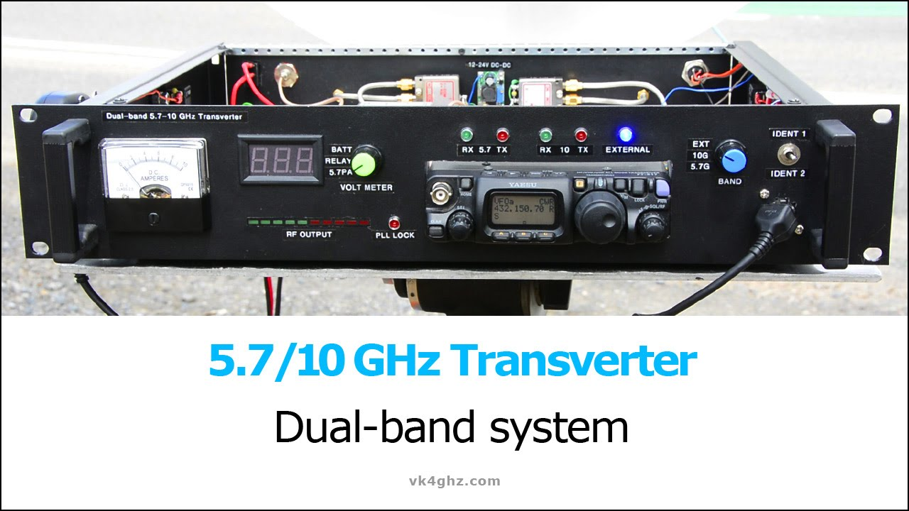 10 Ghz Transverter For Sale
