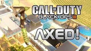 Cross-map AXE DEATH!!! COD: Black Ops 3 - caribbean trini gamer