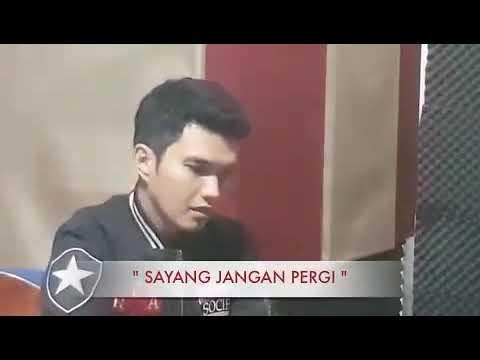 Aldi Taher - Sayang Jangan Pergi  ciptaan : Faisal Anwar Tanjung