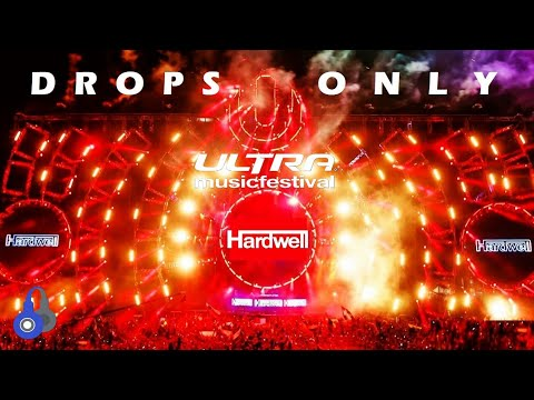 [Drops Only] Hardwell - Ultra Music Festival Miami 2014