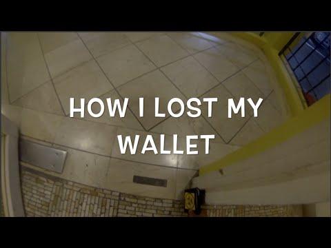 Losing my wallet