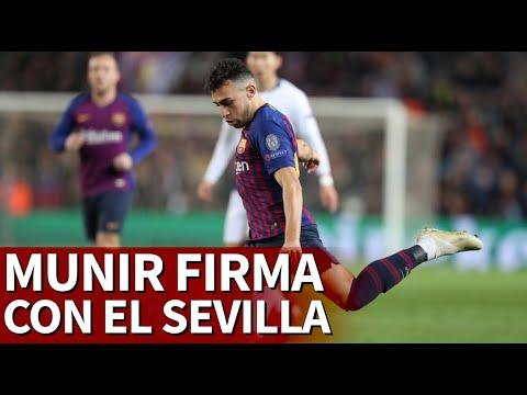 Barcelona y Sevilla acuerdan el traspaso de Munir   Diario As Mp3