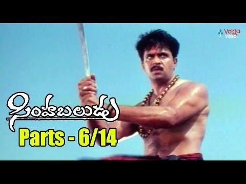 Simha Baludu Movie Parts 6/14 - Arjun,...