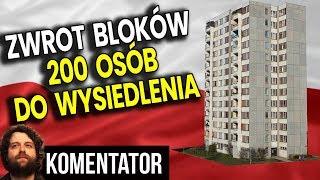 200 Osób w Polsce Traci Mieszkania - Oddano Bloki Spadkobiercom  Analiza Komentator Pieniądze Dom PL