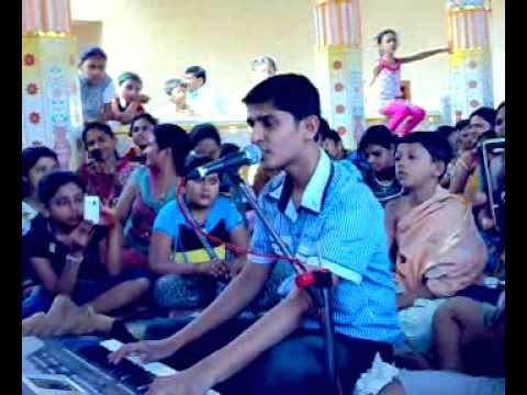 Tu mane Bhagwan Ek Vardan Api de Live By KETAN DEDHIYA (A Real Singer)