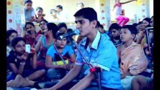 Tu mane Bhagwan Ek Vardan Api de By KETAN DEDHIYA (A Real Singer)