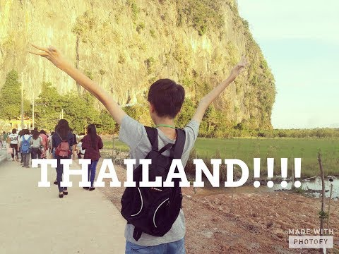 TRAVELING TO THAILAND WITHOUT A PASSPORT?!!!!! (Travel Vlog #2)