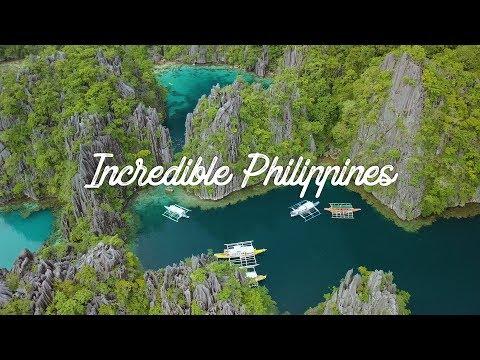 Incredible Philippines - Mt. Pinatubo