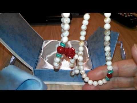 Bogo Arty Tibetan Mala Bead Bracelet