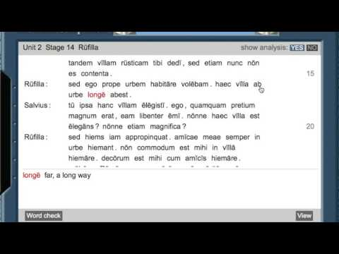 Stage 14 Rufilla YouTube