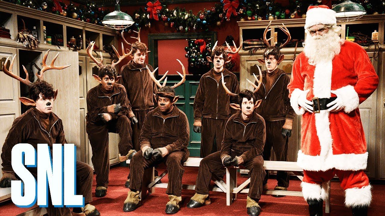 Best Christmas Ever Snl.Watch The 6 Best Snl Christmas Skits From 2018