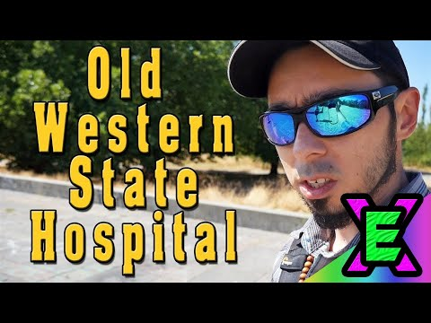 Old Western State Hospital- Lakewood, WA