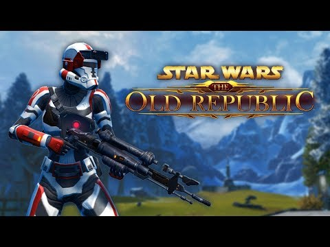 Top 10 Trooper Armors In SWTOR!