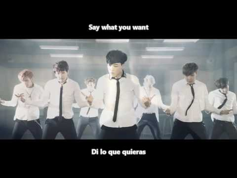 BTS - Boy In Luv MV Sub Español + Hangul + Rom
