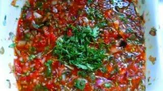 পোড়া টমেটোর ভর্তা রেসিপি||Pohda tomato  vorta recipe (Bangla )