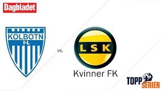 Kolbotn vs LSK Kvinner (W) full match