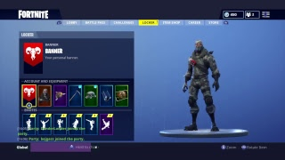 #XCONTAKEOVER - SKULL TROOPER !! - FORTNITE BATTLE ROYALE - 465+ WINS - GIVEAWAY AT 500 SUBS