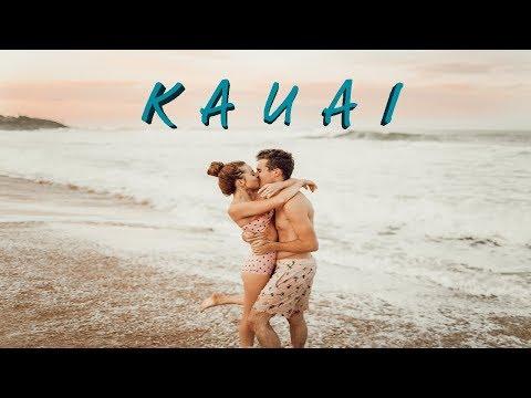 FIRST TIME IN KAUAI!
