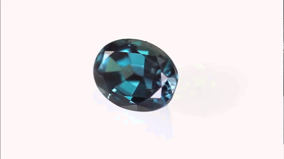 Simply Best 100 Color Change Real Alexandrite Stone Excellent Gem Oval Cut 0 72 Carats