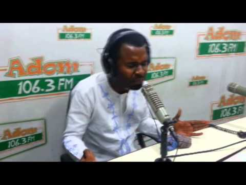 Adom Live Worship with Ernest Opoku