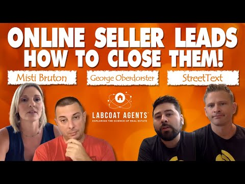 Street Text   Online Seller Leads, How To Close Them!