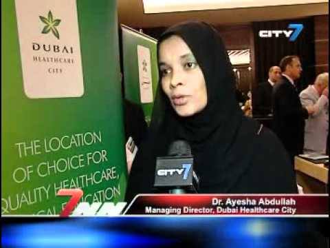 City 7TV- 7 National News- Feature Report- 02 May 2012- UAE Medical Tourism