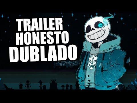 UNDERTALE (Trailer Honesto Dublado PT-BR)