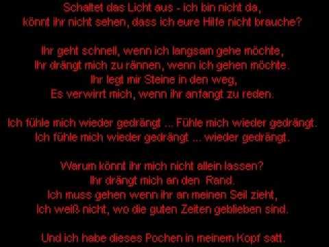 Die Toten Hosen Pushed Again ( mit deutscher Übersetzung)