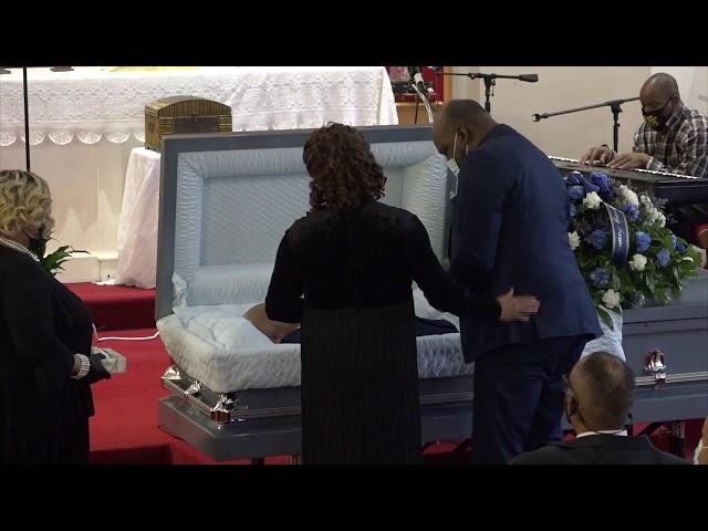 Funeral Services for Samuel L. Whittington, Jr.